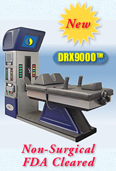 DRX9000 Oak Ridge North Carolina Center Chiropractic Machine